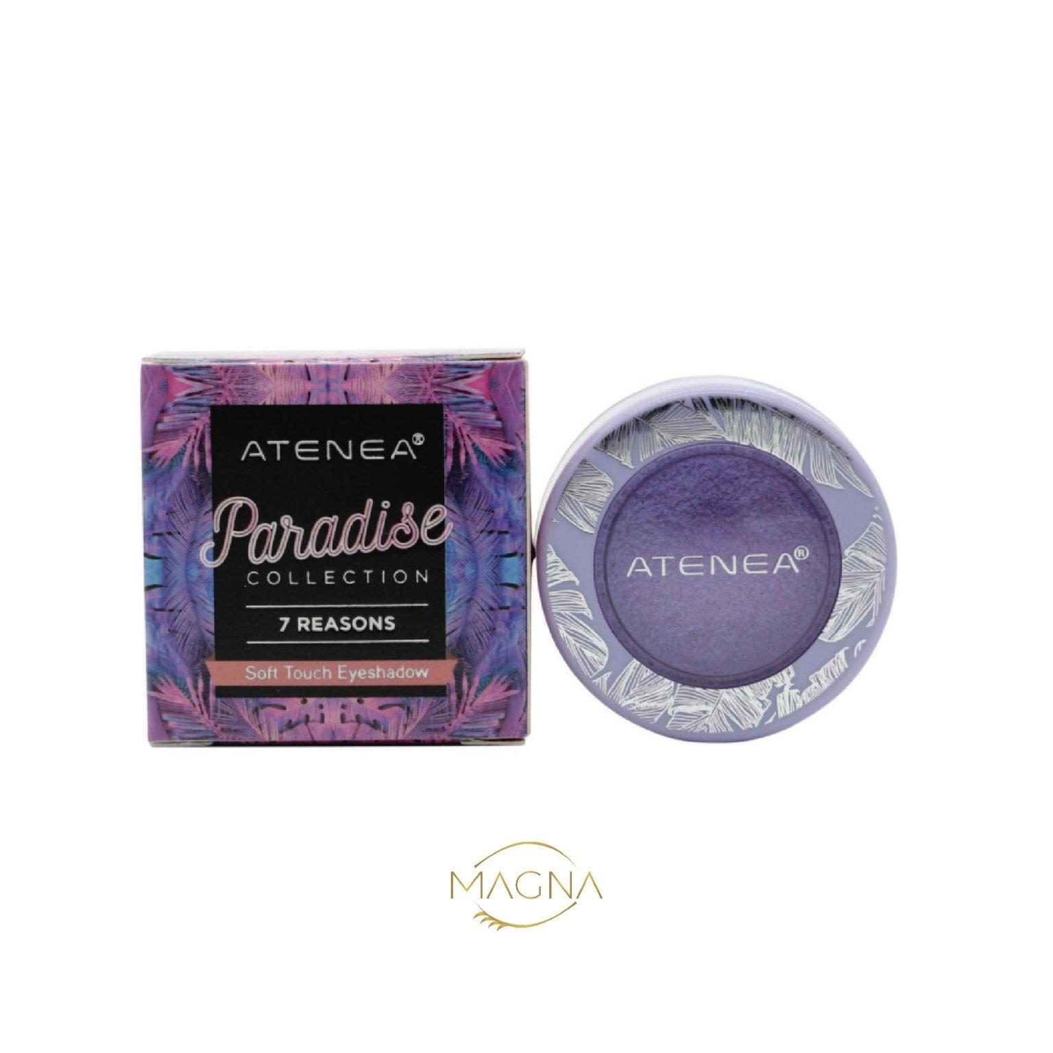 Kit de brochas Kit Naked x 14 pcs K18 Atenea - Magna Cosmetics